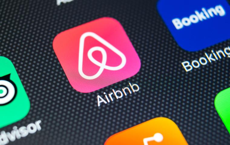 Airbnbのアイコン