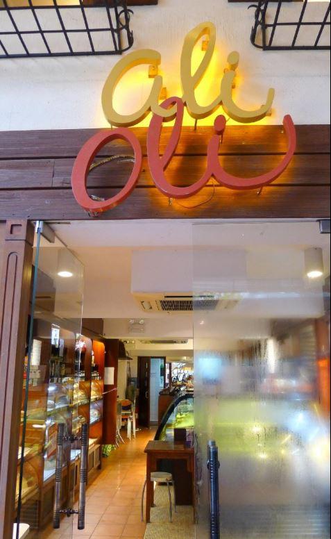 Ali-Oli Bakery Cafe