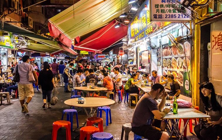 香港の習慣:お食事編