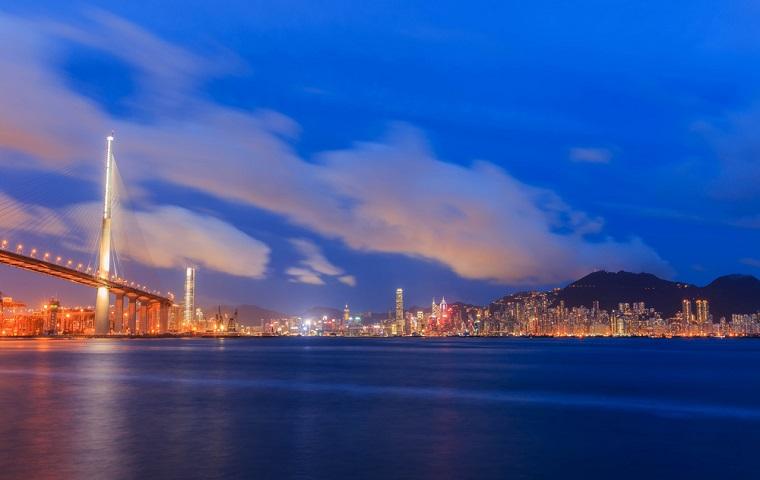 香港の島巡り