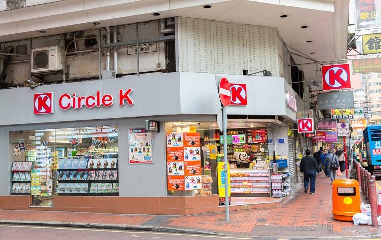 香港のコンビニ事情