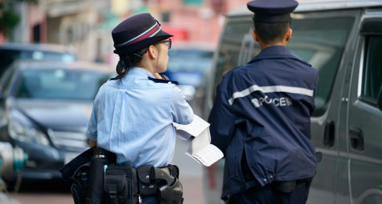 香港 警察