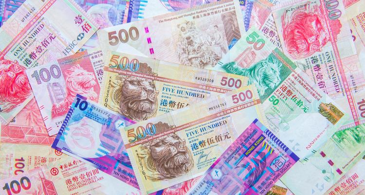 アイコン 香港ドル