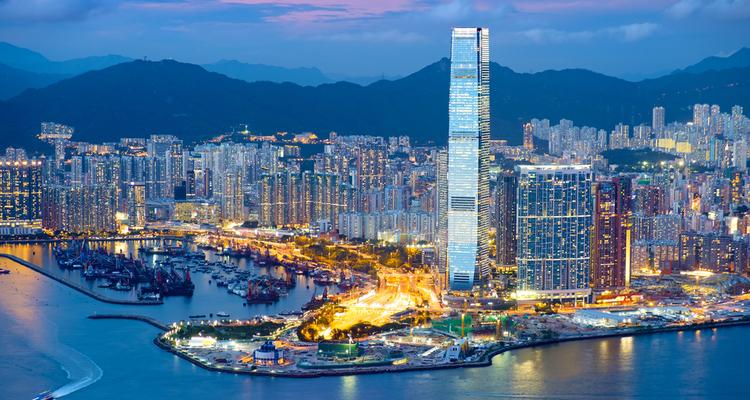 九龍 香港